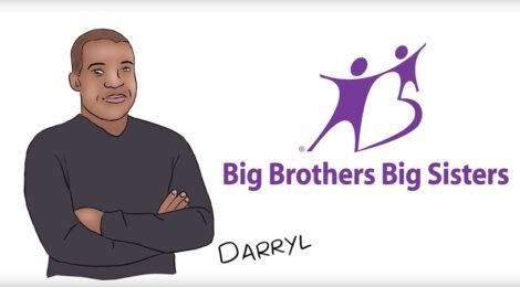 Darryl's Story- Big Brothers Big Sisters